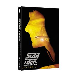 Star Trek: The Next Generation - Season 3 DVD