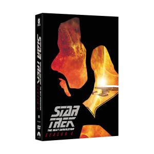 Star Trek: The Next Generation - Season 4 DVD
