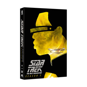 Star Trek: The Next Generation - Season 5 DVD