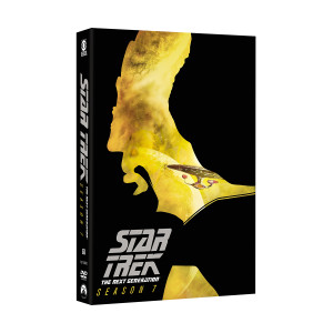Star Trek: The Next Generation - Season 7 DVD