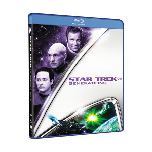 Star Trek VII: Generations Blu-ray