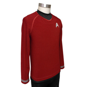 Star Trek: Into Darkness Lt. Commander Scotty Tunic by ANOVOS