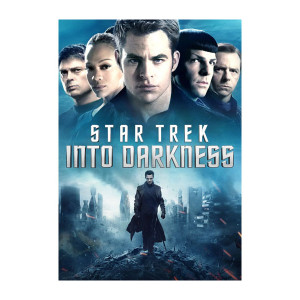 Star Trek 12: Into Darkness DVD