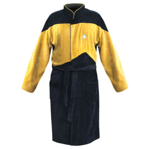 Star Trek The Next Generation Operations Robe