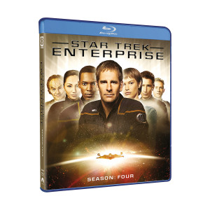 Star Trek: Enterprise - Season 4 Blu-ray