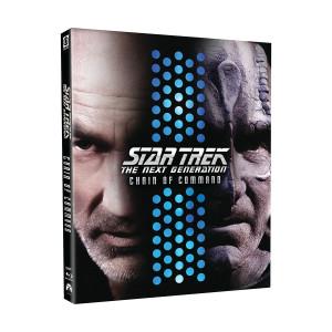 Star Trek: The Next Generation - Chain Of Command Blu-ray
