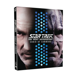 Star Trek: The Next Generation - Chain Of Command Blu-ray