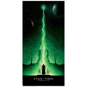 Star Trek: Nemesis Lithograph [12x24]