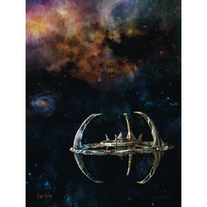 Star Trek Deep Space Nine Poster [18x24]