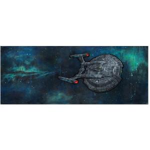Star Trek Enterprise NX-01 Poster [14x36]