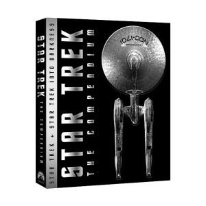 Star Trek: The Compendium Blu-ray