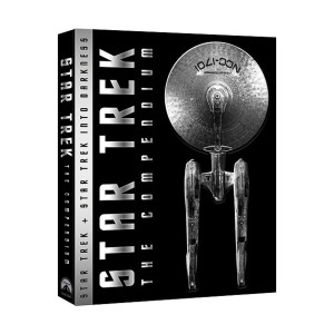 Star Trek: The Compendium Blu-ray