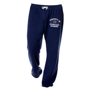Star Trek Starfleet Academy Unisex Long Scrunch Pants