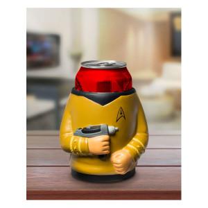 Star Trek Captain Kirk Can Kooler