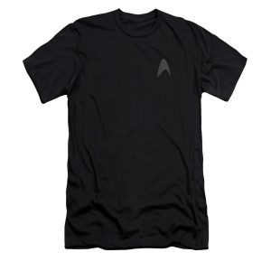 Star Trek Black Command T-Shirt