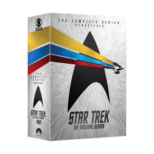 Star Trek: The Original Series - The Complete Series DVD