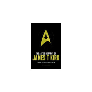 The Autobiography Of James T. Kirk (Hardcover) Book
