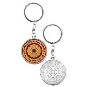Star Trek Starfleet Academy Engineering Keychain