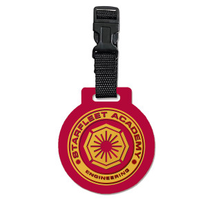 Star Trek Starfleet Academy Engineering Luggage Tag