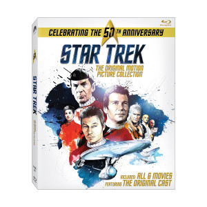 Star Trek: Original Motion Picture Collection (Repackage) Blu-ray