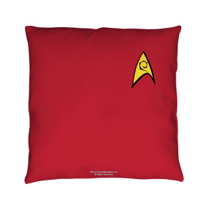 Star Trek Engineering Pillow [16 x 16]