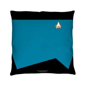 Star Trek The Next Generation Science Pillow [16 x 16]