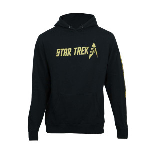 Star Trek 50th Anniversary Logo Hoodie