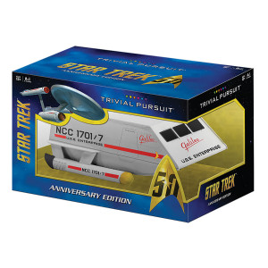 Star Trek 50th Anniversary Trivial Pursuit