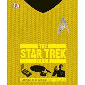 The Star Trek Book (Hardcover) Book