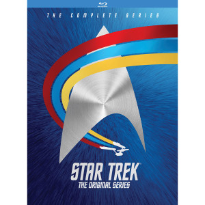 Star Trek: The Original Series - The Complete Series Blu-ray
