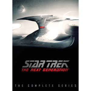 Star Trek: The Next Generation - The Complete Series DVD