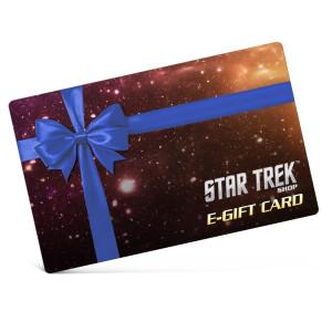 Star Trek Electronic Gift Certificate