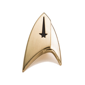Star Trek Discovery Lapel Pin