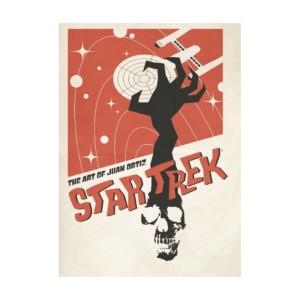 Star Trek: The Art of Juan Ortiz (Hardcover) Book