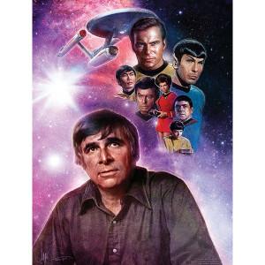 Star Trek Gene's Dream Poster [18x24]