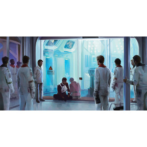 Star Trek The Wrath of Khan Poster [12x24]