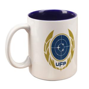 Star Trek Discovery UFP Mug