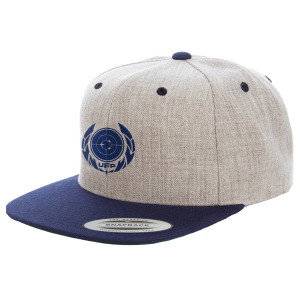 Star Trek Discovery UFP Snapback Hat