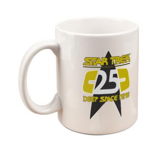 Star Trek Deep Space Nine 25th Anniversary Mug