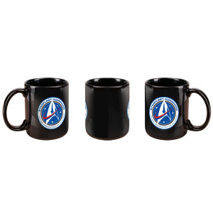 Star Trek Discovery Starfleet Command Mug