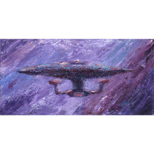 Star Trek Dash D Poster