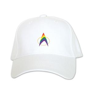 Star Trek The Next Generation Pride Baseball Hat