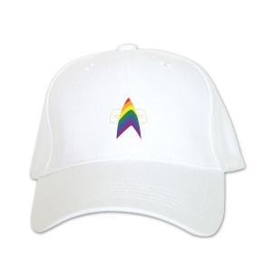 Star Trek Voyager Pride Baseball Hat
