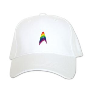 Star Trek Discovery Pride Baseball Hat