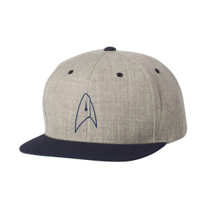 Star Trek Discovery Delta Shield Snapback