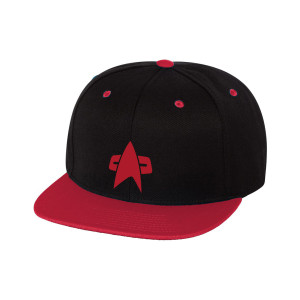 Star Trek Voyager Delta Shield Snapback