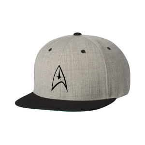 Star Trek The Original Series Delta Shield Snapback