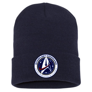 Star Trek Starfleet Command Beanie