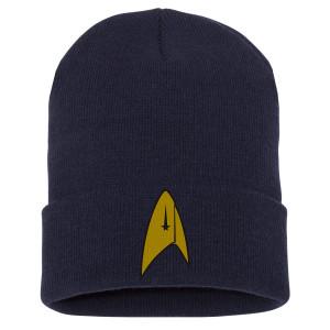 Star Trek Discovery Delta Beanie