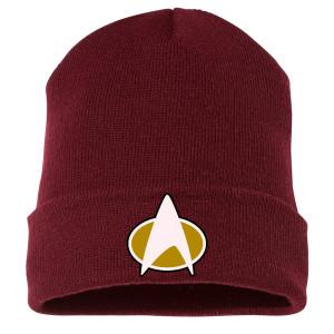 Star Trek The Next Generation Delta Beanie
